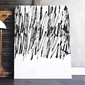 Artystyczny obraz na płótnie - painting chaos , wymiary - 115cm x 170cm