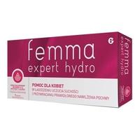 Femma expert hydro globulki dopochwowe x 7 sztuk