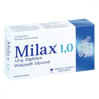 Milax 1,0 suppos.