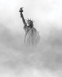 Statua wolności - mały plakat