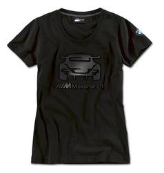 Koszulka damska bmw m motorsport m8 gte