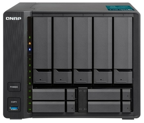 Sieciowy serwer plików nas qnap tvs-951x-2g - szybka dostawa lub możliwość odbioru w 39 miastach