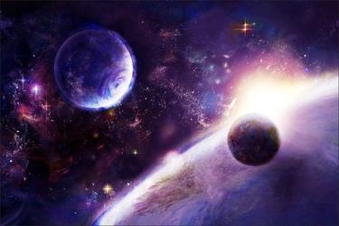 Fototapeta planety 2088