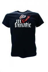Acerbis t-shirt junior mx fanatic czarna