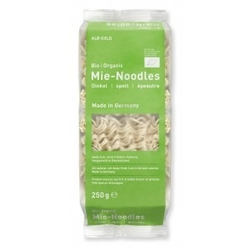 Makaron orkiszowy noodle bio 250 g - alb-gold