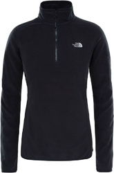 Bluza damska the north face 100 glacier 14 zip t92uavjk3