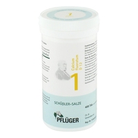 Biochemie pflueger 1 calcium fluoratum d12 tabletki