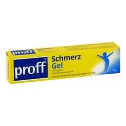 Proff schmerzgel 50 mgg