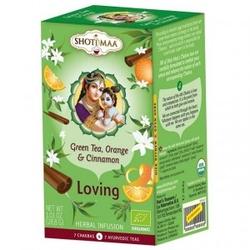 Herbata na 4. czakrę - miłosna herbata harmonizująca -16 torebek, shoti maa