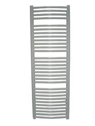 Grzejnik łazienkowy wetherby - elektryczny, wykończenie zaokrąglone, 500x1200, białyral - biały