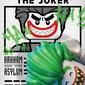 LEGO® Batman Wanted The Joker - plakat