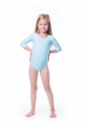 Shepa body gimnastyczne lycra b8 rękaw 34