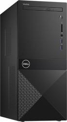 Dell desktop vostro 3681 i3-101008gb256gb ssduhd 630dvd rwwlan + btkbmousewin10pro 3y bos