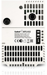 Zasilacz buforowy satel aps-612 - możliwość montażu - zadzwoń: 34 333 57 04 - 37 sklepów w całej polsce
