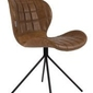 Zuiver :: krzesło omg ll brązowe