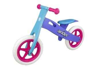 Rowerek biegowy ander v1.1 12 eva violet-blue