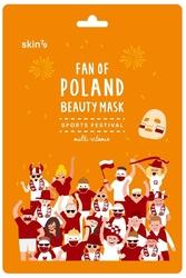 Skin79 rozjaśniająca multiwitaminowa maska w płacie