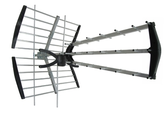 Antena kierunkowa dvb-t2 miton demeter 900 vhf uhf - szybka dostawa lub możliwość odbioru w 39 miastach