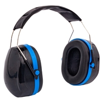Słuchawki nauszniki ochronne wygłuszające 27db premium soft bhp geko