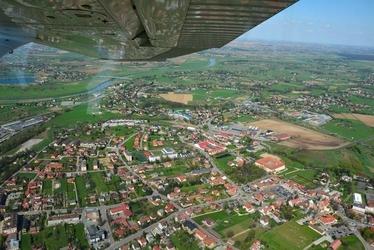 Lot widokowy samolotem - kraków - 3 osoby 15 minut