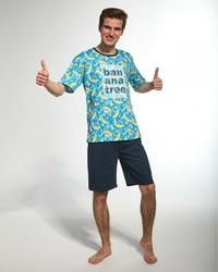 Cornette famp;y boy 14629 banana piżama chłopięca