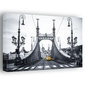 Budapeszt, most wolności - obraz na płótnie wymiar do wyboru: 30x20 cm