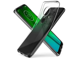 Etui spigen liquid crystal do motorola moto g7 g7 plus crystal clear
