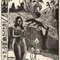 Delightful land, paul gauguin - plakat wymiar do wyboru: 21x29,7 cm