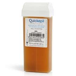 Quickepil wosk do depilacji rolka natural 110g