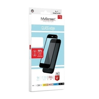 Myscreen protector liteglass edge fg samsung a20e czarne