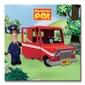 Postman pat scene - obraz na płótnie