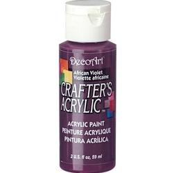 Farba akrylowa Crafters Acrylic 59 ml- fioletowy - FIO