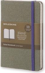 Notes moleskine blend limitowana edycja p zielony