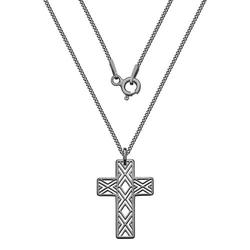 Naszyjnik z krzyżem 779