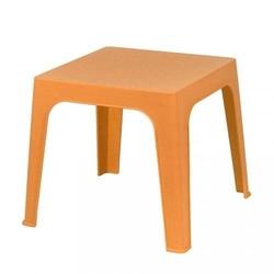 Stolik dziecięcy julieta - pomarańczowy
