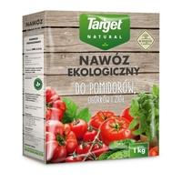 Nawóz do pomidorów ogórków i ziół – ekologiczny – 1 kg target