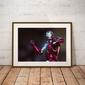 Iron man ver1 - plakat wymiar do wyboru: 50x40 cm