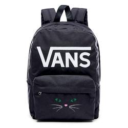 Plecak do szkoły vans new skool custom cat kot - vn0002tly28 000