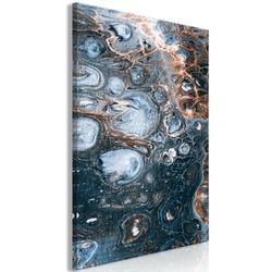 Obraz - ocean plam 1-częściowy pionowy