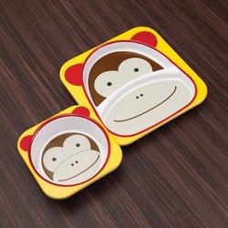 Miska zoo małpka