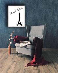 Paris - plakat wymiar do wyboru: 29,7x42 cm