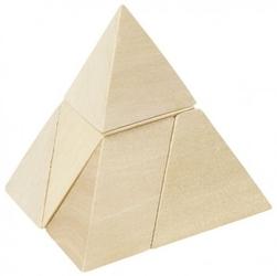 Logiczna układanka piramida goki