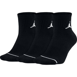 Skarpety Air Jordan Jumpman High-Intensity 3 Pack Dri-FIT - SX5544-010 - BlackBlackBlack