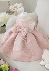Elegancka koronkowa sukienka dla dziewczynki na urodziny, święta