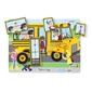 Autobus szkolny układanka z dźwiękiem