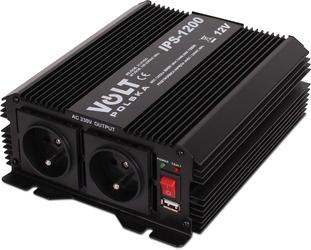 PRETWORNICA IPS-1200 12V 230V 6001200W - Szybka dostawa lub możliwość odbioru w 39 miastach