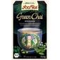 Herbata zielona green chai bio  17 torebek yogi tea