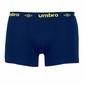 Umbro sign navy-yellow bokserki męskie