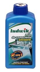 Ludwik, płyn do czyszczenia zmywarki, 250 ml