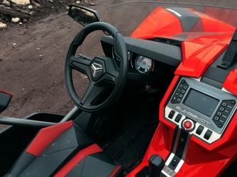 Jazda polaris slingshot - kierowca - cała polska - 6 okrążeń